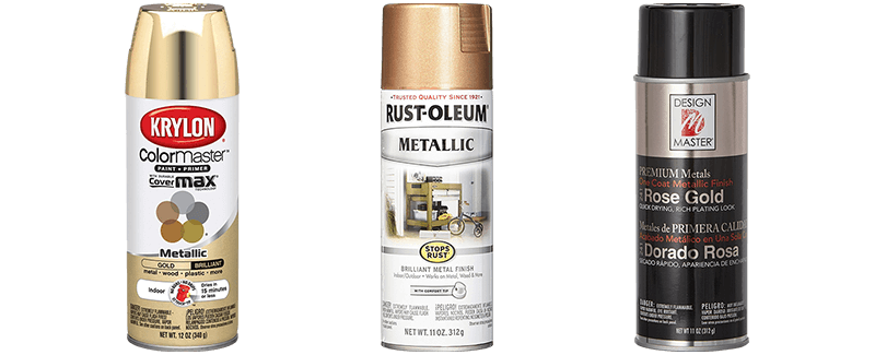 Best Gold Spray Paints