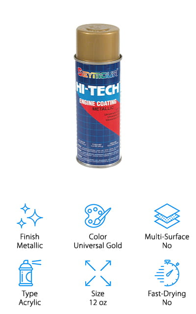 Seymour Engine Spray Paint