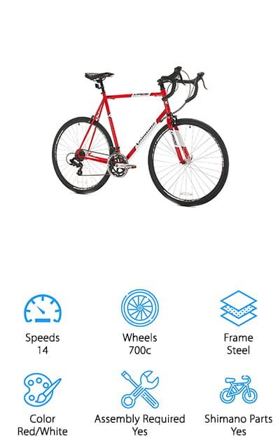 Giordano Libero Acciao Bike