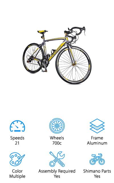 Merax Finiss Road Bike