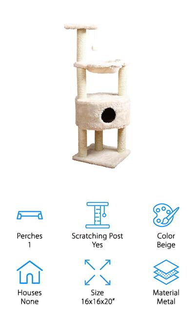 Trixie Pet Baza Cat Tree