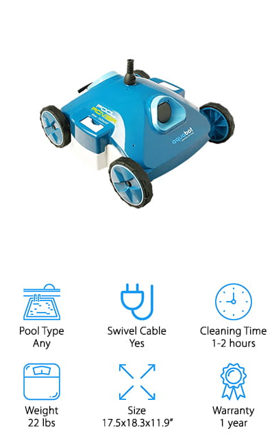 Aquabot Pool Rover
