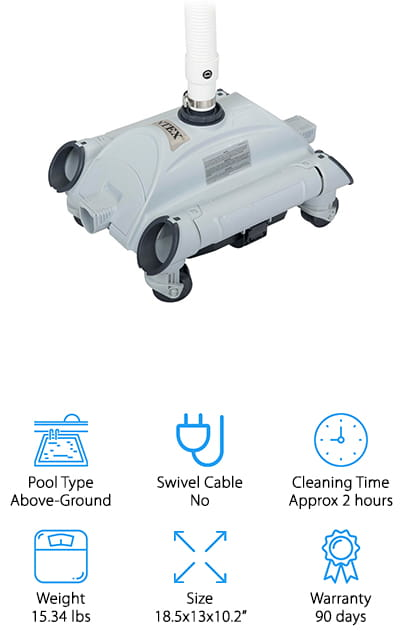 INTEX Automatic Pool Vacuum