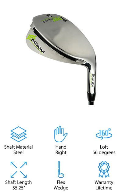 Tour Edge Plus Wedge