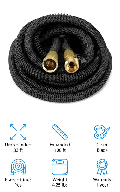 GrowGreen Garden Hose