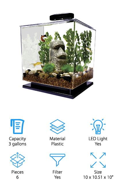 Tetra Cube Aquarium