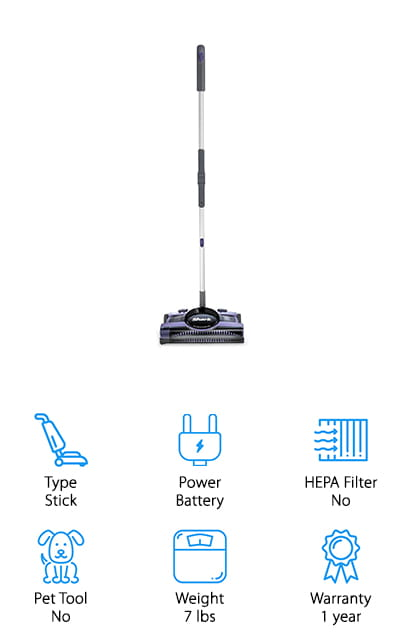 Shark Rechargeable Sweeper