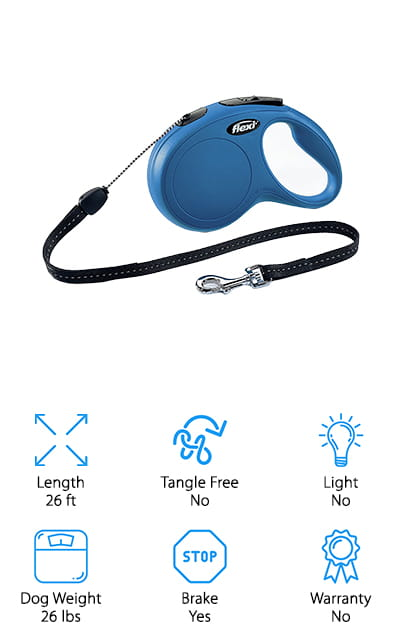 Flexi Classic Cord Leash