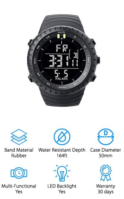 Palada Military Watch