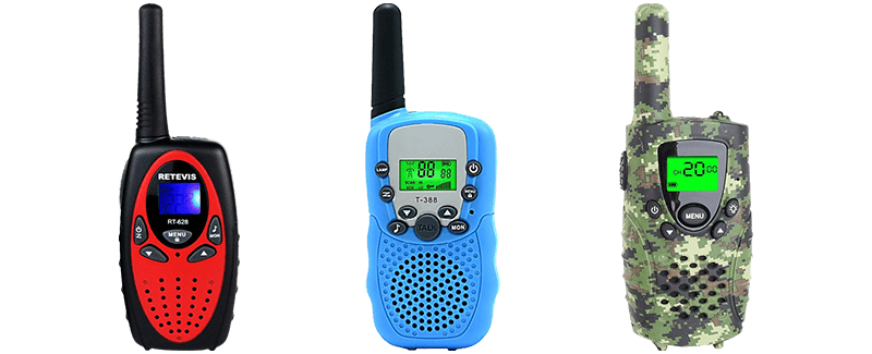 Best Walkie-Talkies for Kids