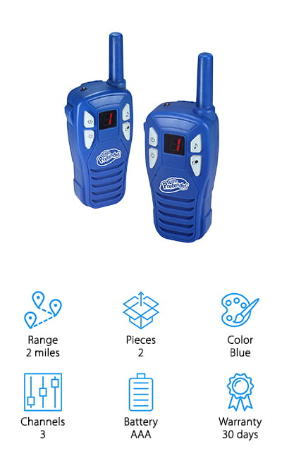 Little Pretender Walkie-Talkies