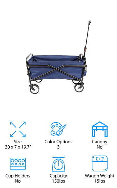 YSC Wagon Shopping Cart