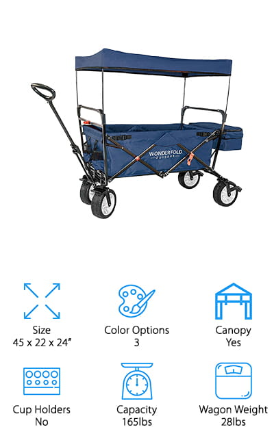 Wonderfold Outdoor Wagon