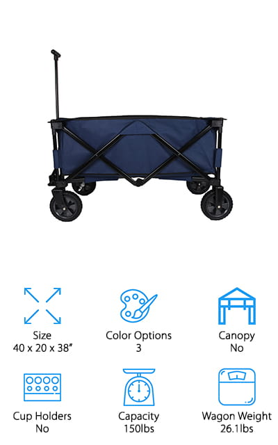 Patio Watcher Utility Wagon