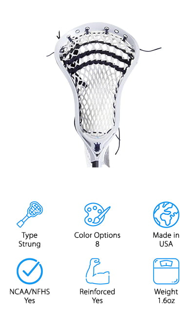Brine Clutch 3 Lacrosse Head