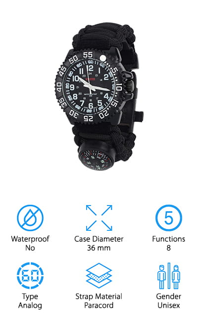 WuuYe Survival Watch