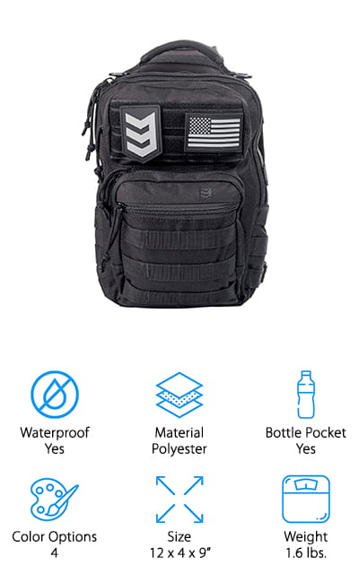 3V Gear Posse Tactical Pack