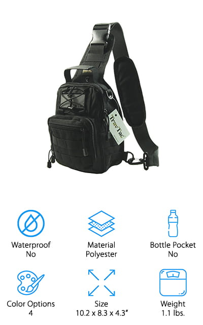 TravTac Stage II EDC Pack