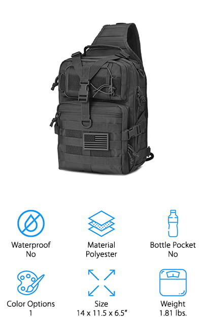 Gowara Gear EDC Backpack
