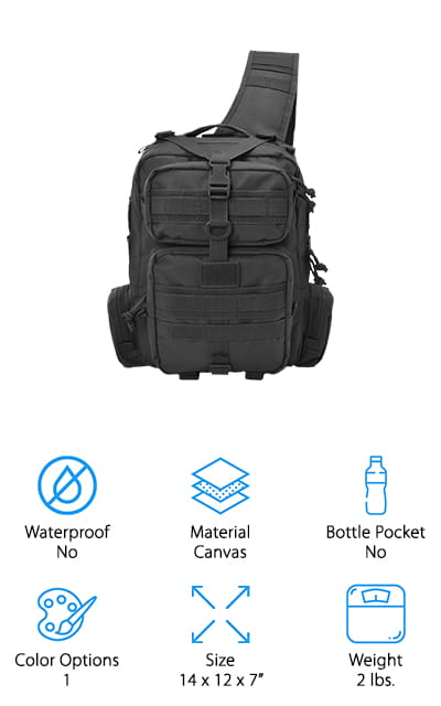 Reebow Tactical EDC Pack