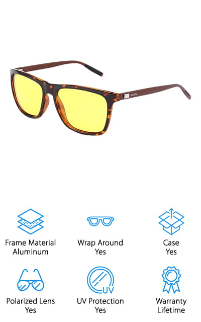 NIEEPA Polarized Sunglasses