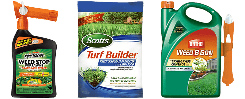 Best Crabgrass Killers