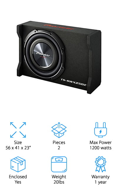 Best Powered Subwoofers for Cars