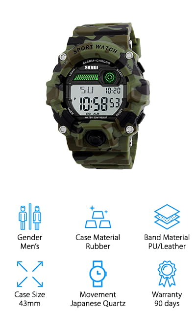 CakCity Boys Sports Watch