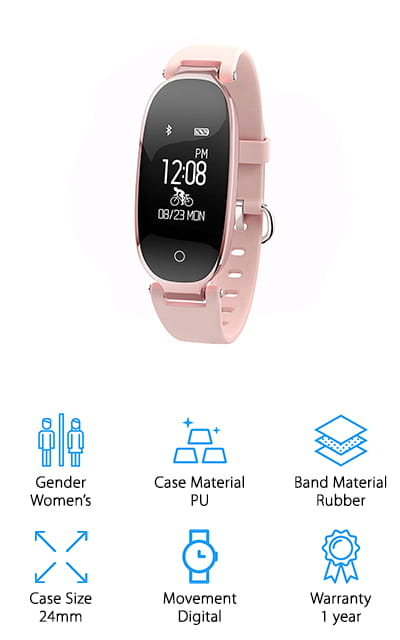 Kingkok Fitness Tracker Watch