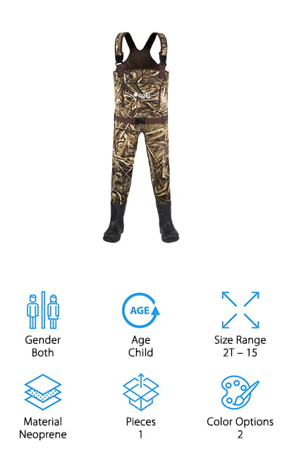 Oakiwear Children's Fishing Waders