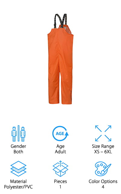 Helly Hansen Fishing Rain Bib Pant
