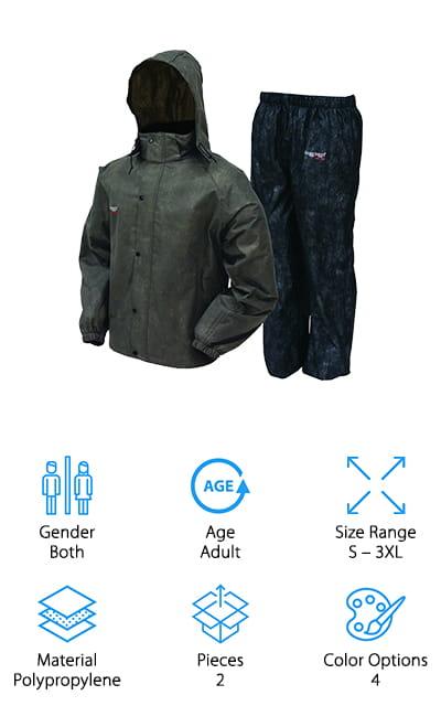 Frogg Toggs Sport Rain Suit