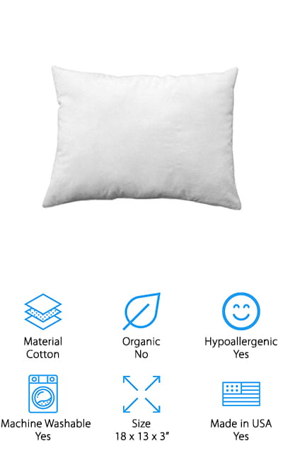 A Little Pillow Company Pillow