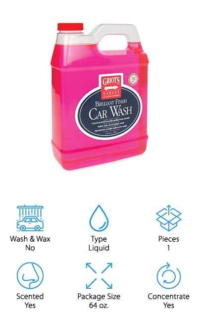 Griot's Garage Car Wash