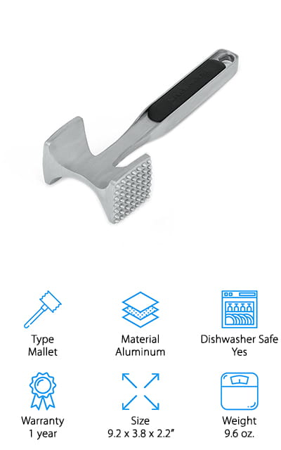 KitchenAid Meat Tenderizer
