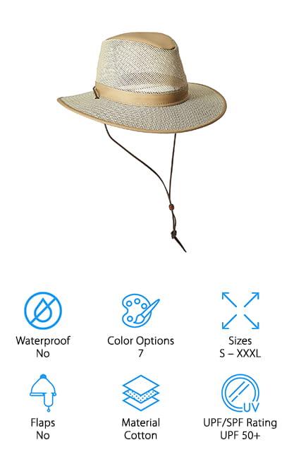Henschel Breezer Hat