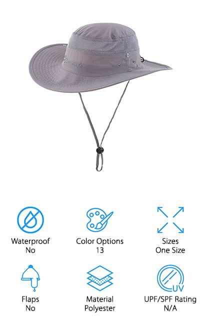 Connectyle Mesh Sun Hat