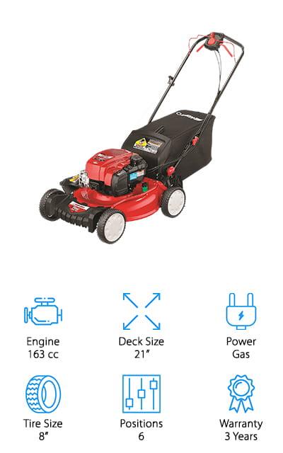 Troy-Bilt TB330 Lawn Mower