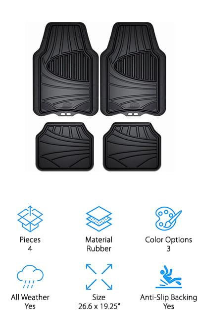 Armor All Floor Mat