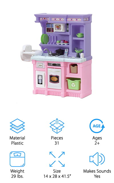 Step2 Little Bakers Playset