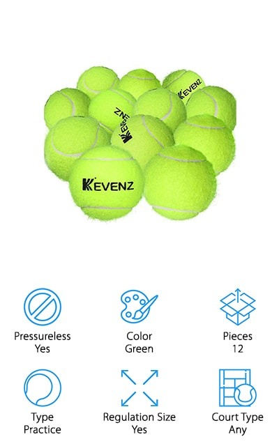 KEVENZ Practice Balls