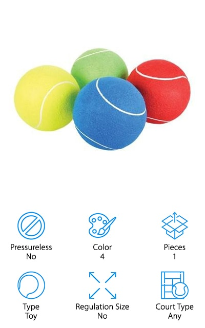 Rhode Island Jumbo Tennis Ball