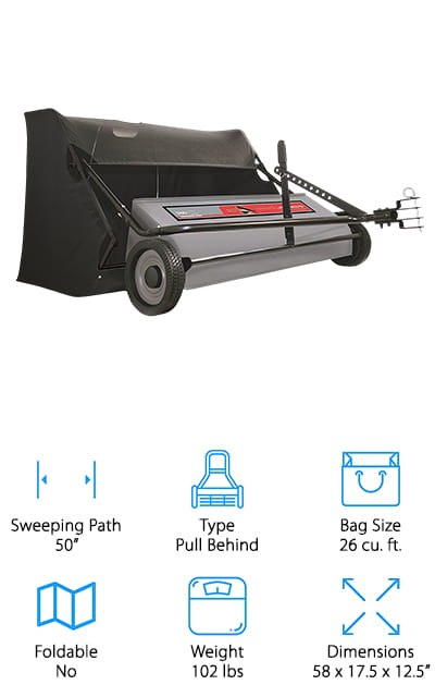 Ohio Steel 50SWP26 Pro Sweeper