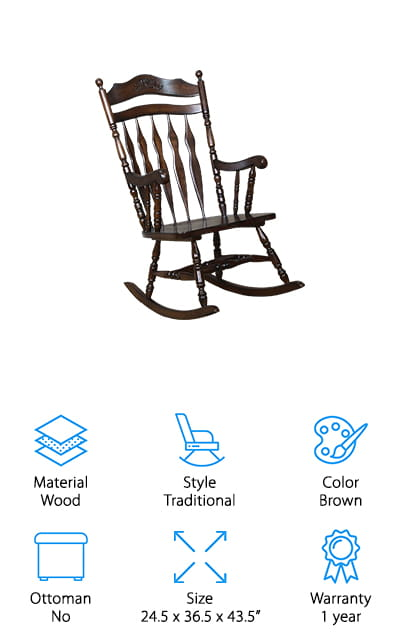 Coaster Home Rocking Chair
