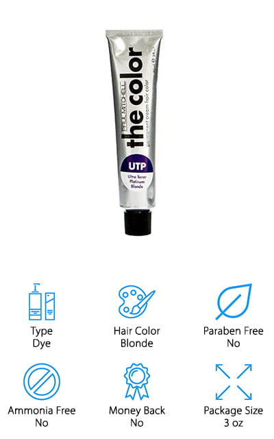 Paul Mitchell The Color Ultra Toner