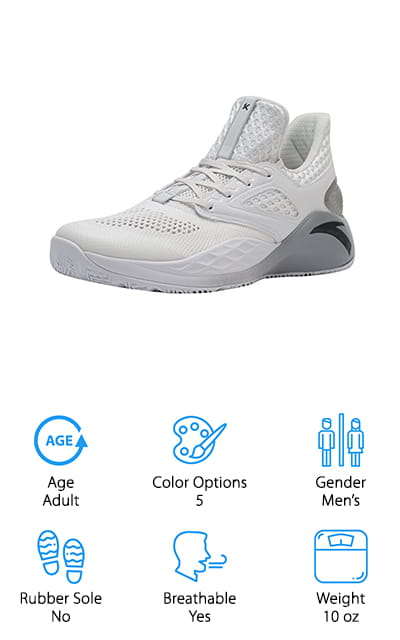 ANTA Light Basketball Shoe