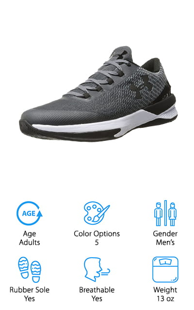 Under Armour Men's Charged Shoes