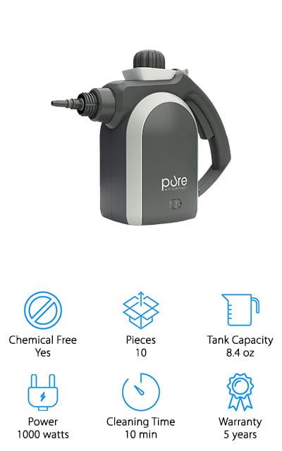 PureClean Steam Cleaner