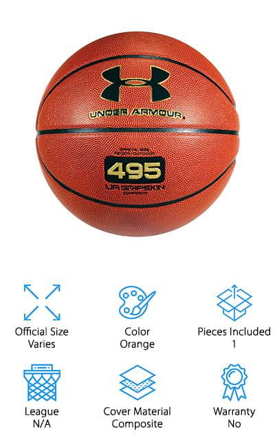 Under Armour 495 Basketball