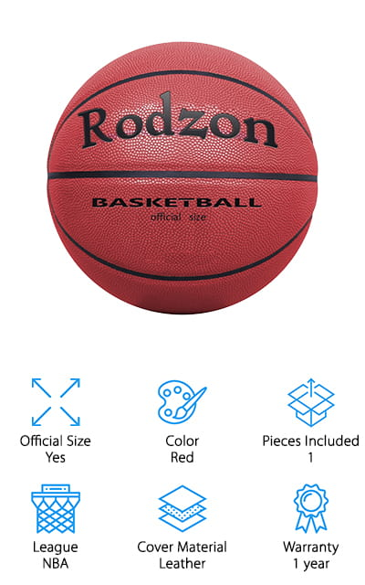 Rodzon Game Basketball